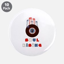 """Soul Rising 3.5"""" Button (10 pack)"""