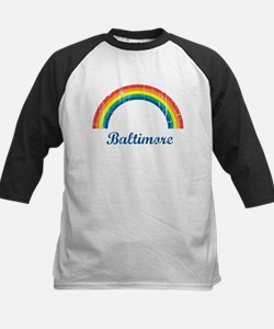 Baltimore (vintage rainbow) Tee