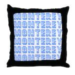 Monterey Throw Pillow