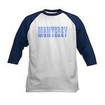 Monterey Kids Baseball Jersey