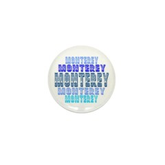 Monterey Mini Button (10 pack)