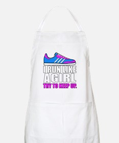 Run Like A Girl  Apron