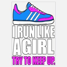 Run Like A Girl