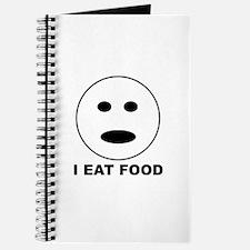 I Eat Food Journal