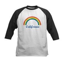 California (vintage rainbow) Tee
