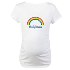 California (vintage rainbow) Shirt