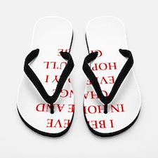 hope Flip Flops