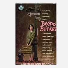 Beebo Brinker Postcards (Package of 8)