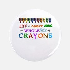 COLORING - LIFE IS ALL ABOUT USING THE WHOL Button