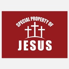 Property of Jesus Invitations