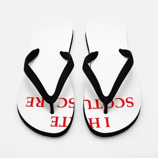 scotuscare Flip Flops