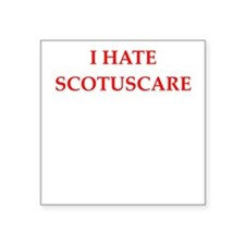 scotuscare Sticker