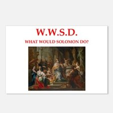 solomon Postcards (Package of 8)