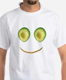 Cute Avocado Face Rieko's Fave T-Shirt