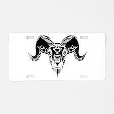 Funny Black sheep Aluminum License Plate