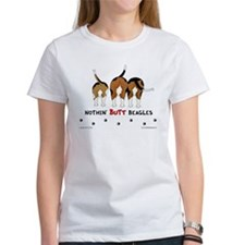 Nothin' Butt Beagles Tee