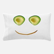 Cute Avocado Face Rieko's Fave Pillow Case