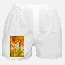 Cute Lilies Boxer Shorts