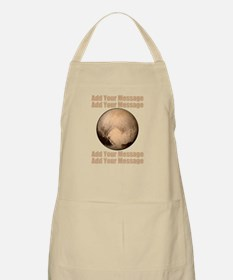PERSONALIZED Pluto Apron