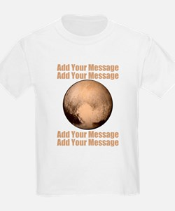 PERSONALIZED Pluto T-Shirt
