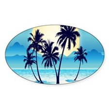 Tropical Decal