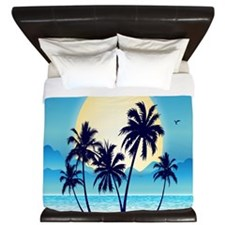 Tropical King Duvet