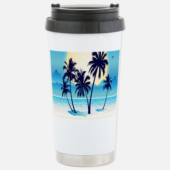 Tropical Travel Mug
