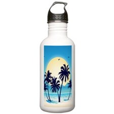 Tropical Water Bottle