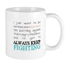 Cute Eating disorders Mug