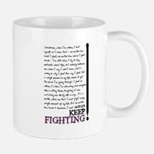 Unique Self harm Mug