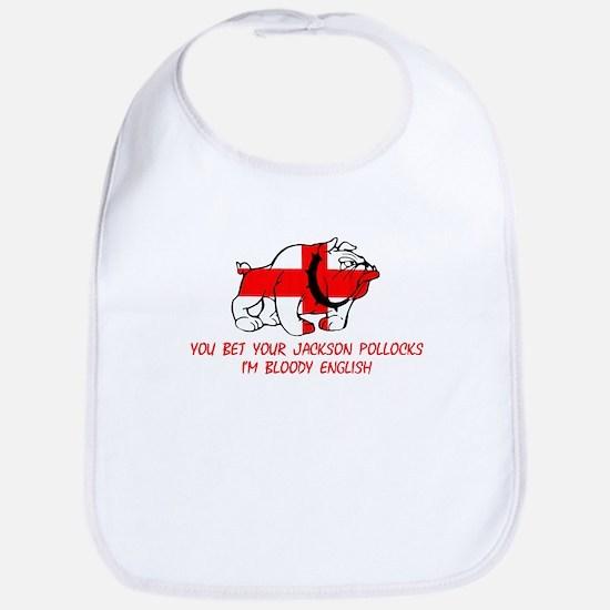 Cockney Rhyming slang Bulldog Bib