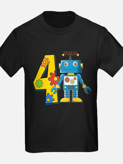 4th Birthday Robot T