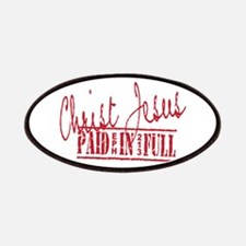 Paid in Full Patch