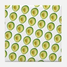 Scrummie Avocado Juliette's Fave Tile Coaster