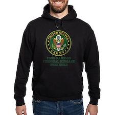 CUSTOM TEXT U.S. Army Hoodie
