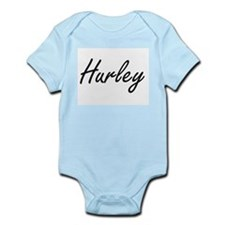 Hurley surname artistic design Body Suit