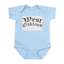 West Oakland Infant Creeper