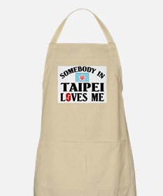 Somebody In Taipei BBQ Apron