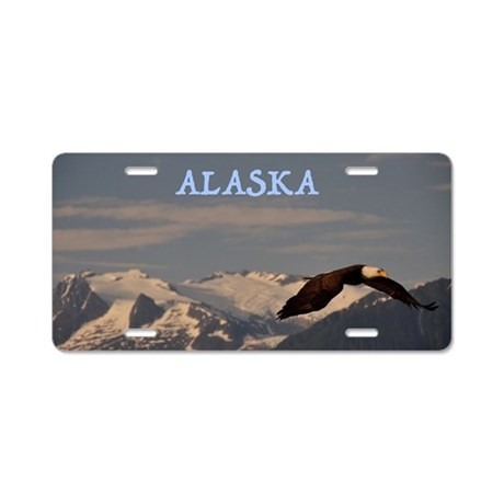 Aluminum License Plate by listing-store-1121044