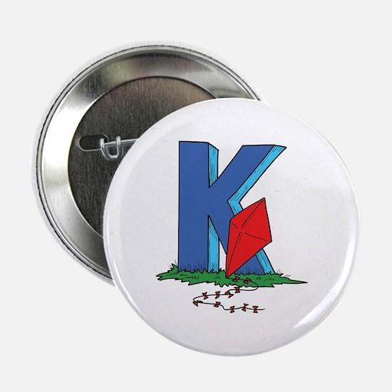 K For Kite Button