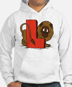 L For Lion Hoodie