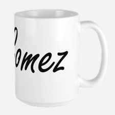 Gomez surname artistic design Mugs