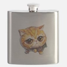 Get your Crazy CAT lady Flask