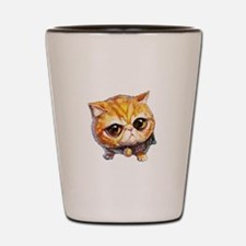 Get your Crazy CAT lady Shot Glass