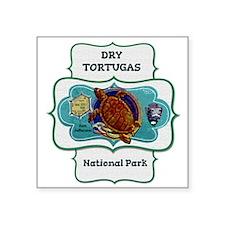 Drytortugas Sticker