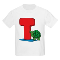 T For Turtle T-Shirt