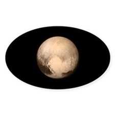 PLUTO HEART Decal