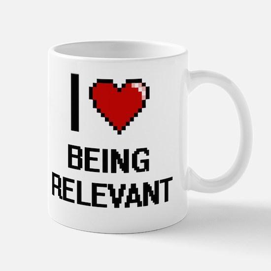 Unique Relevancy Mug