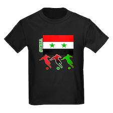 Syria Soccer T