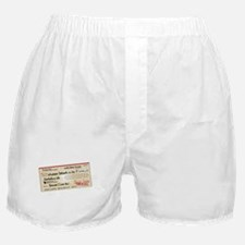 Paid in Full Boxer Shorts